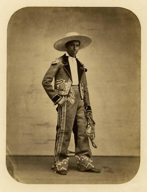 Chinaco del siglo XIX