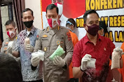 Ditresnarkoba Polda Lampung Berhasil Tangkap 8 Pelaku Penyalahgunaan Narkoba