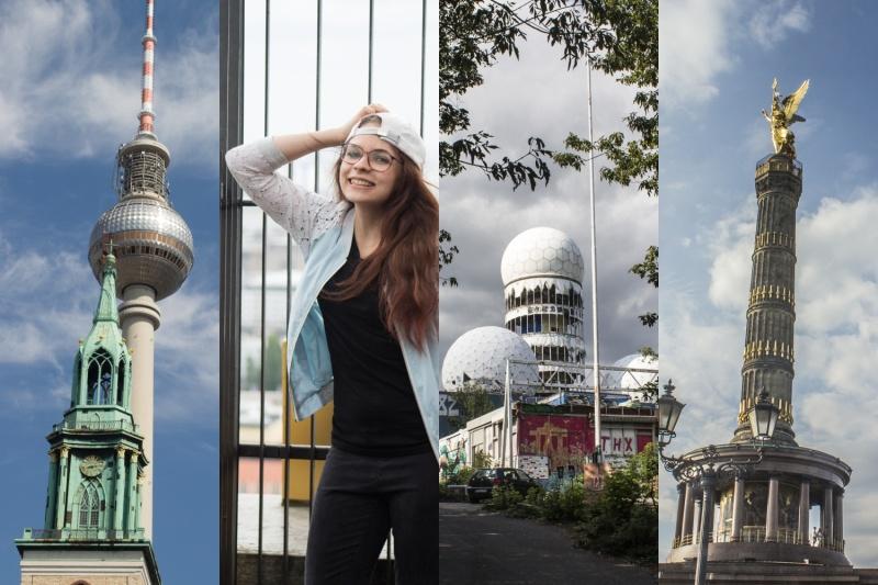 Berlín: velký průvodce: 5 tipů na vyhlídky