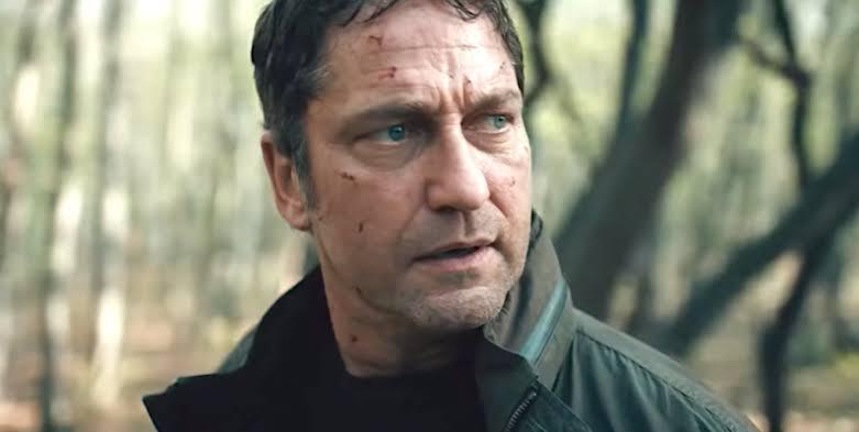 Gerard Butler no filme Invasão ao Serviço Secreto/Imagem Filmes/Reprodução