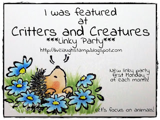 5-2-16 Critters and Creatures Linky Party