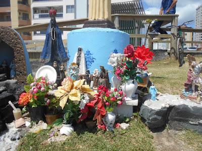 Santuário a beira mar Itapema