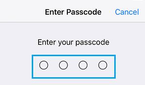 Cara Mudah Mengunci Aplikasi Di iPhone Menggunakan Touch ID 3