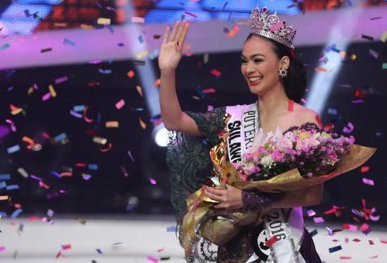 Kezia Roslin Pemeng MIS indonesia 2016