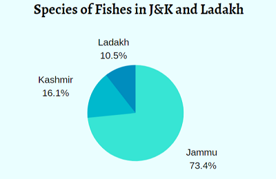 Types of fishes in Jammu and Kashmir