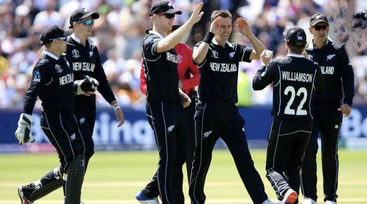 New Zealand edge out England to become top-ranked ODI side in latest rankings