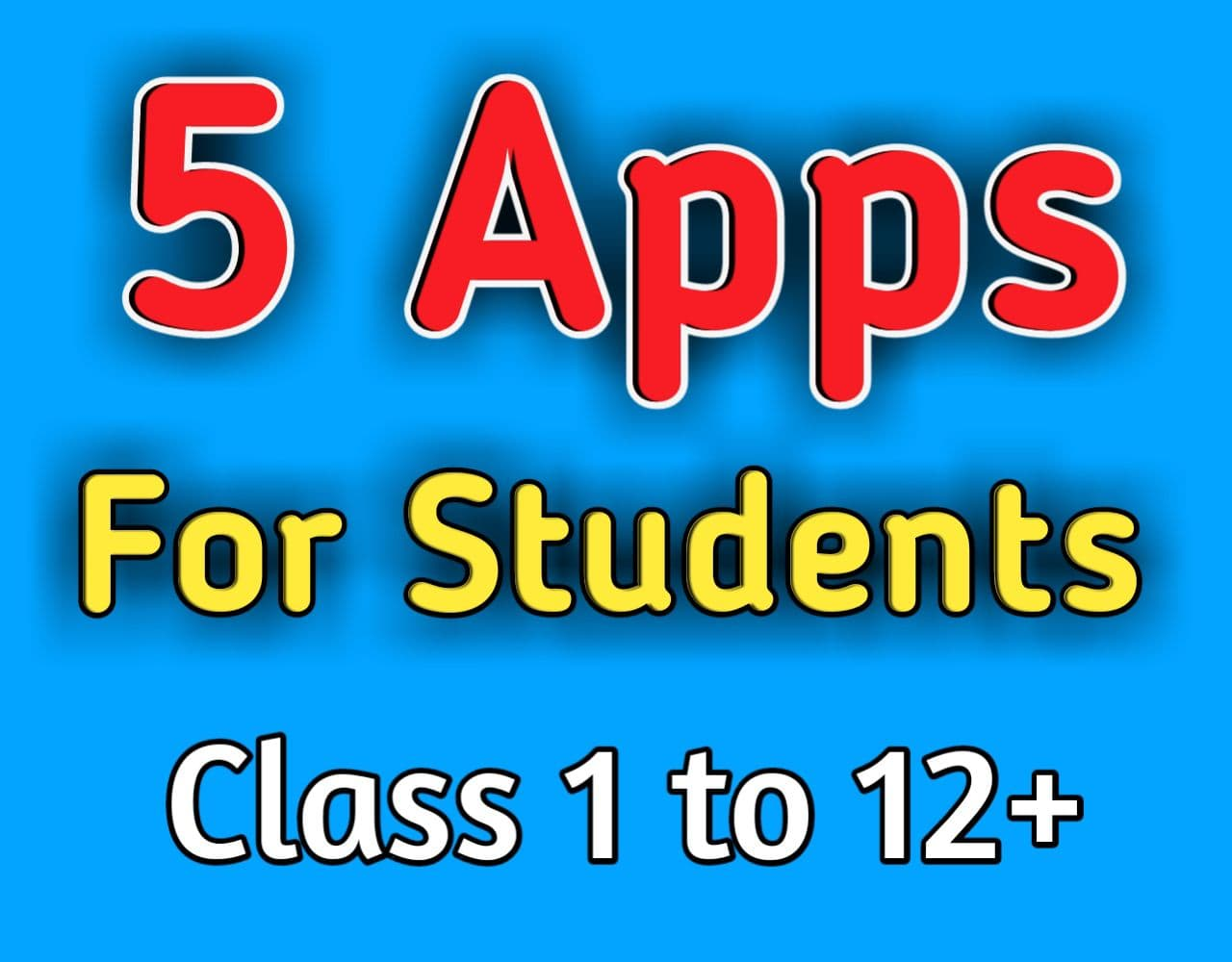 Top 5 Best Learning apps for Students in 2021
