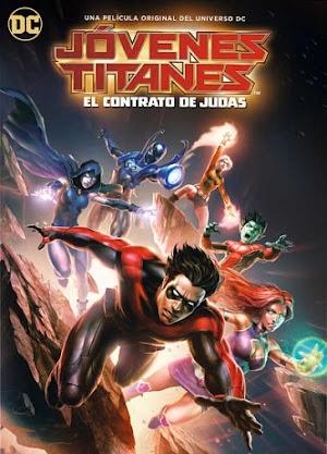 Jovenes Titanes: El Contrato de Judas [1080p-720p] [Latino] [Mega]