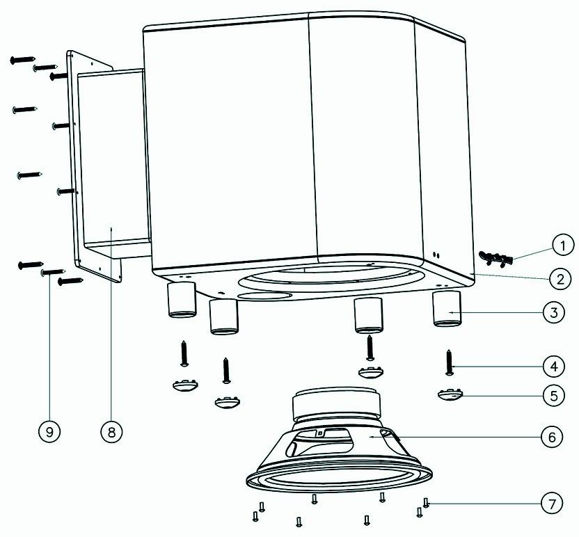 infinity tss sub500 circuit diagram troubleshooting. Black Bedroom Furniture Sets. Home Design Ideas