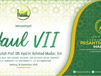 Haul VII Prof. Dr. KH. Ahmad Mudlor, SH; Ulama Ahli Balaghah yang Peduli Pendidikan