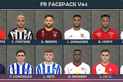 New Facepack Vol. 64 - PES 2017
