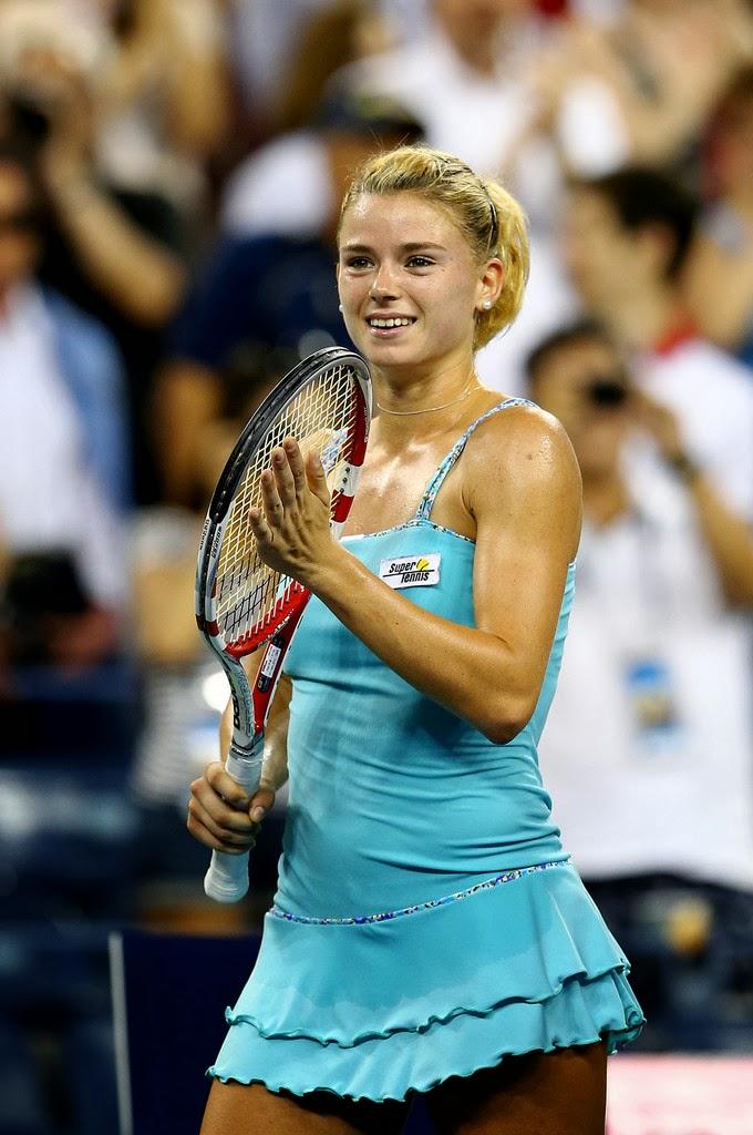 WTA Hotties: 2013 Hot-100: #12 Camila Giorgi