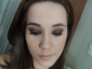 maquiagem olho preto