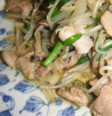 肉野菜炒めの画像