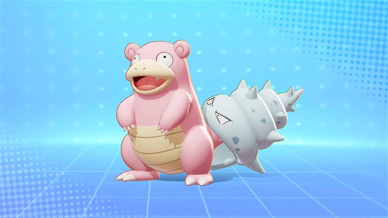 Pokémon Unite - Slowbro