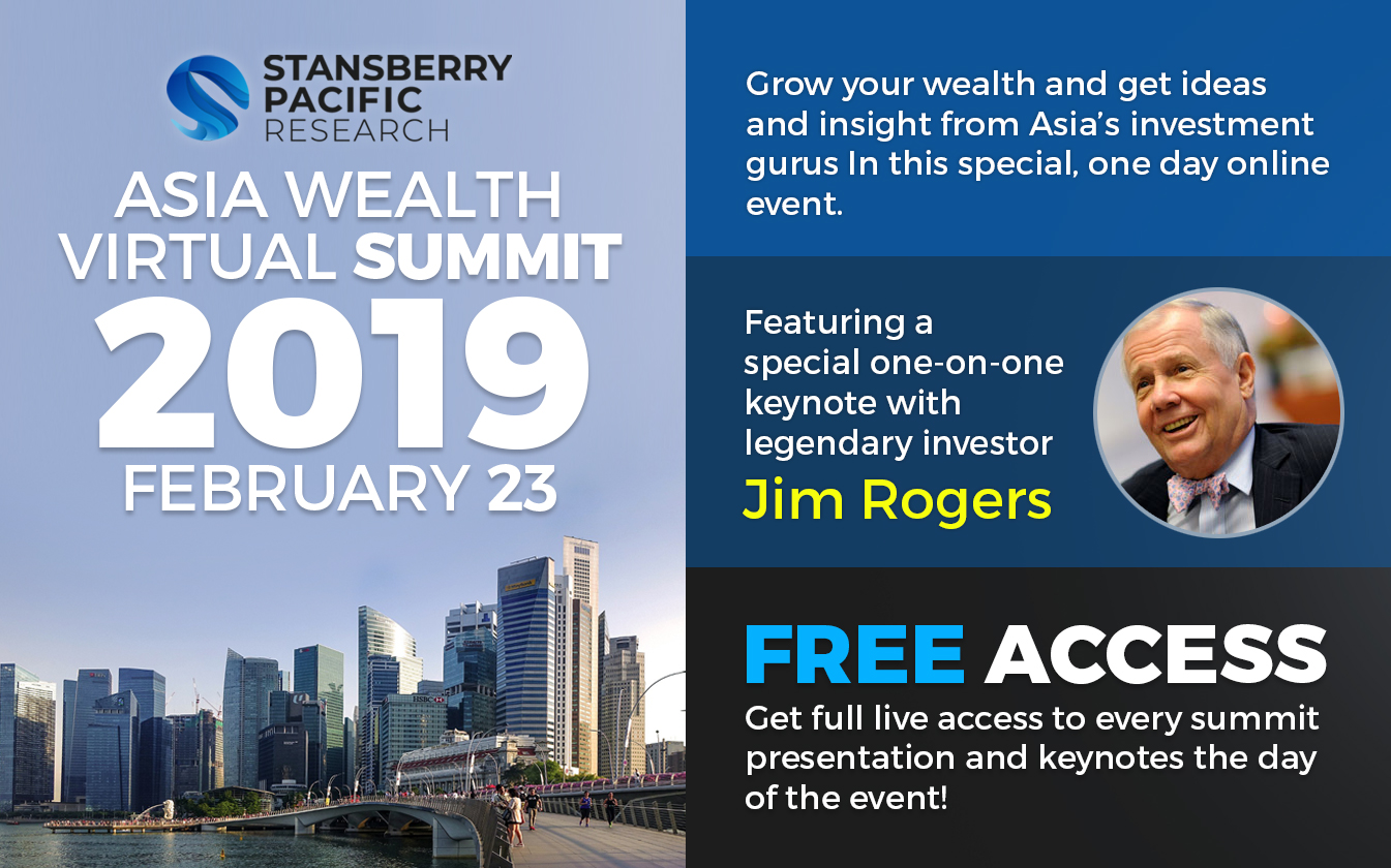 Asia Wealth Summit 2019: Exclusive Free Access!