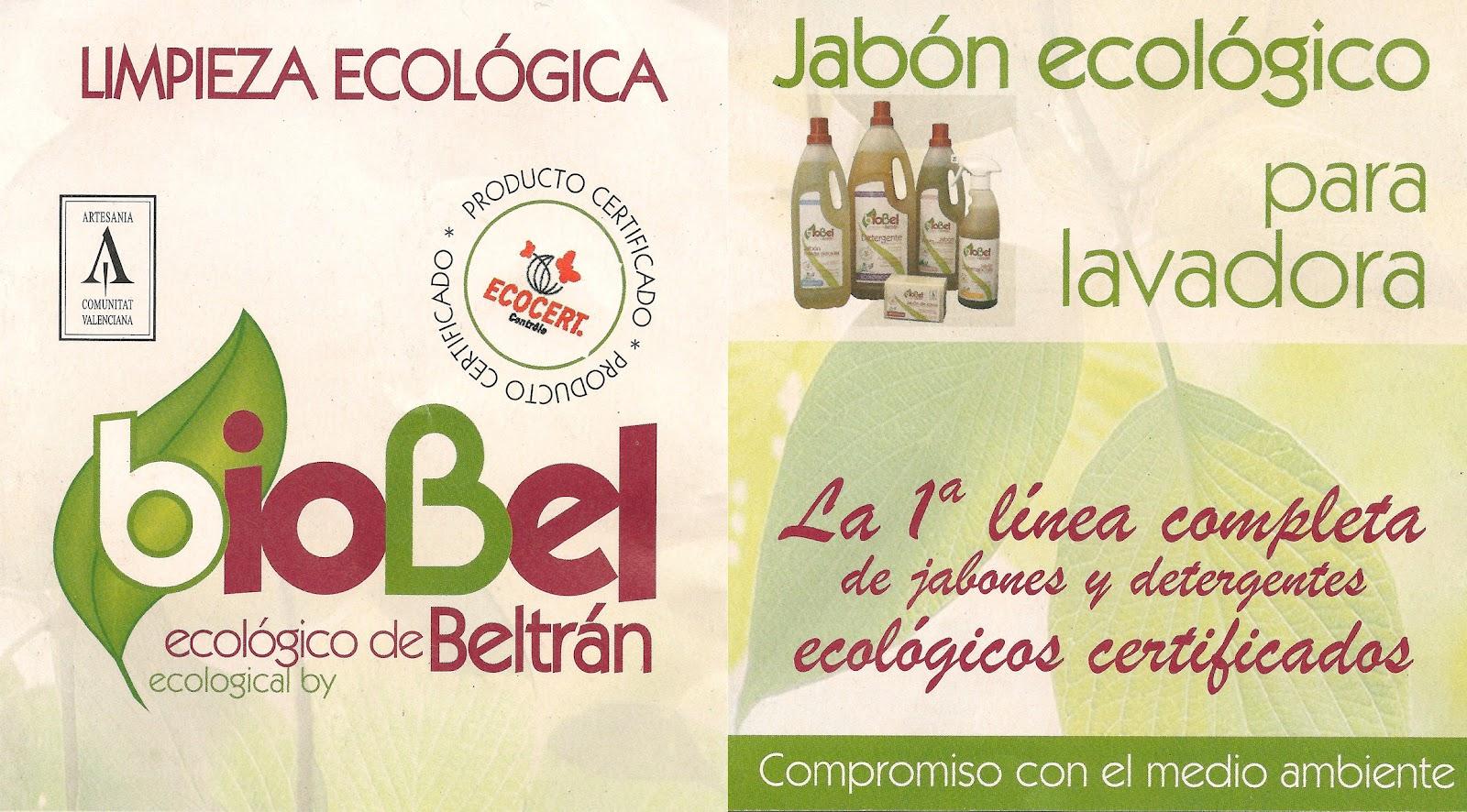 Herbolario hierbabuena gij n jab n ecol gico para lavadora - Jabon natural para lavadora ...