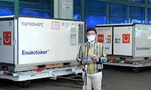 Vaksin COVID-19 Tahap 10 Tiba di Indonesia