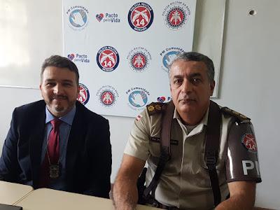 Polícias tranquilizam a comunidade e reforçam o policiamento em S. A. de Jesus