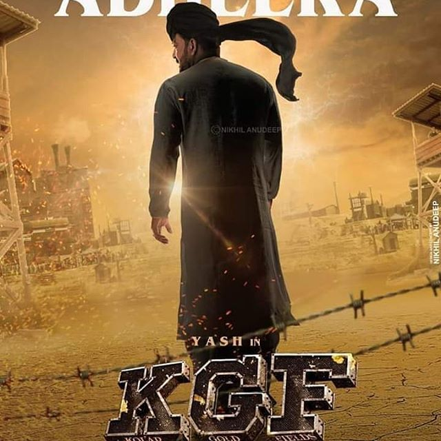 Know Who Is Role For Adheera In Kgf Chapter 2 Kgf Chapter 2 Relese Date Cast Budget Upcoming Best