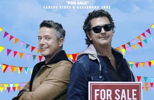 Carlos Vives & Alejandro Sanz - For Sale