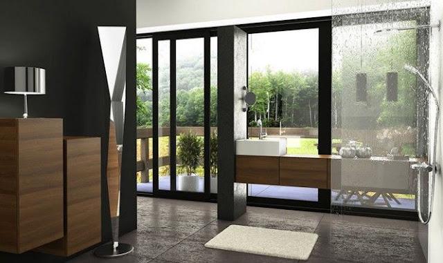 35 Sq Ft Bathroom Design