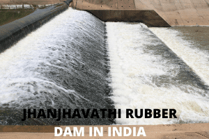 JHANJHAVATHI RUBBER DAM IN INDIA