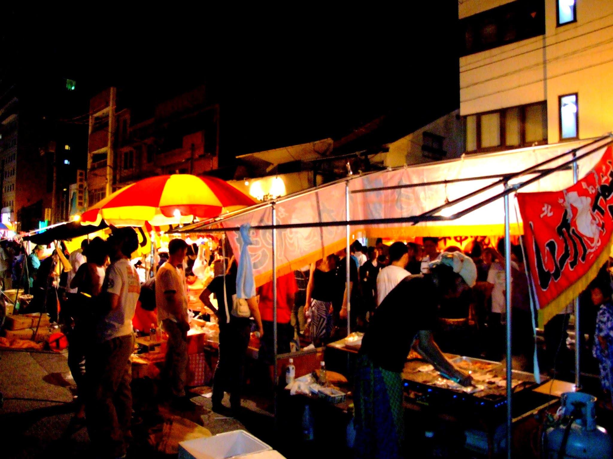 夏祭り,祭り,風景,夜,夏,Summer festival, festival, landscape, night, summer