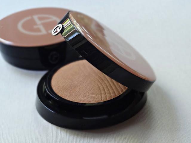 Giorgio Armani Luminous Silk Glow Setting Powder in 5.5, 6.5 Review, Photos, Swatches