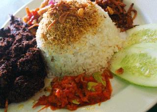 Nasi Uduk Empal