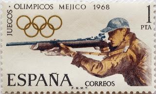 XIX JUEGOS OLÍMPICOS MÉXICO 1968. TIRO