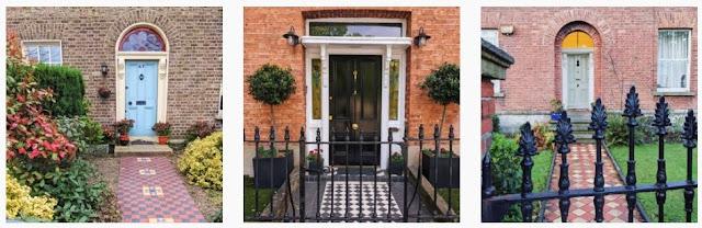 Doors of Dublin Treasure Hunt: #FindDublinDoors_tiles