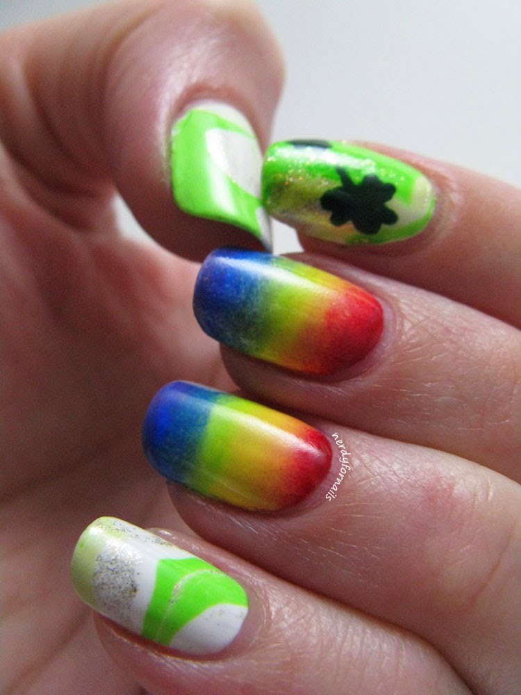 Nerdy For Nails March 2014