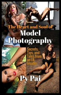 book cover of The Heart and Soul of Model Photography