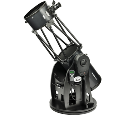 Orion SkyQuest XX12g GoTo Truss Tube Dobsonian Telescope.