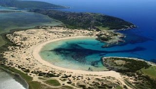 Ten dream places for tourists visiting Peloponnese