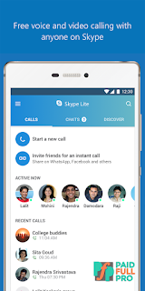 Skype Lite Chat And Video Call APK