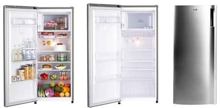 merk kulkas 1 pintu tanpa bunga es dan hemat listrik