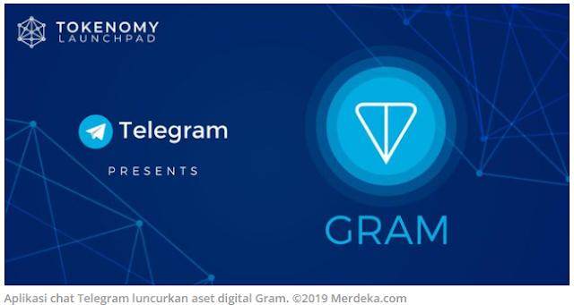 19 Agustus Ini, Telegram Luncurkan Mata Uang Digital lewat Tokenomy