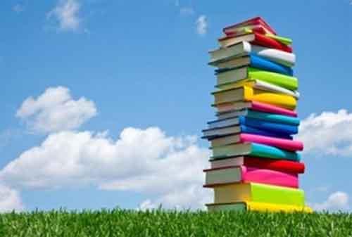 Ketentuan Warna Sampul Buku