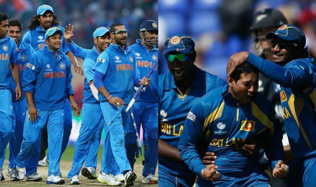 लीग मैच के आखिरी मुकाबले में भारत की श्रीलंका के खिलाफ धमाकेदार जीत