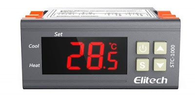 elictech stc-1000 controller