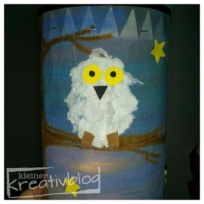 http://www.kleiner-kreativblog.de Laterne, Laterne,Sonne, Mond und Sterne