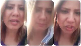 (بالفيديو) عاجل.. الصحفية خولة بو كريم تطلق صيحة فزع : إثر تحـ ـحرش جنسيا عليها من طرف  انصار حركة النهضة .....