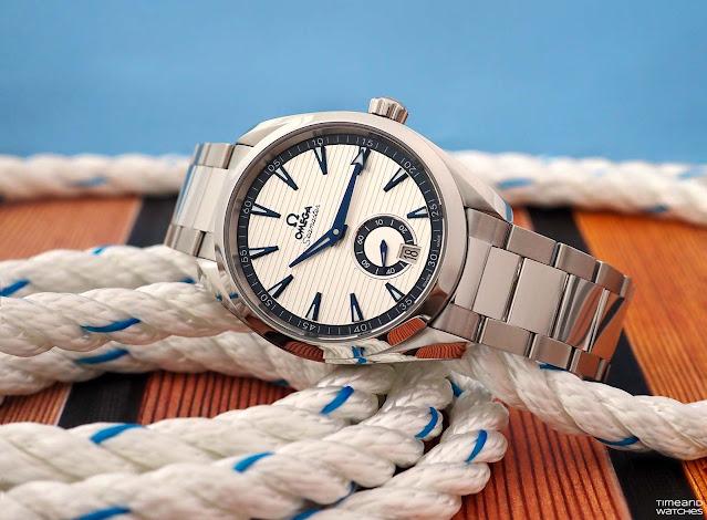Omega Seamaster Aqua Terra Small Seconds