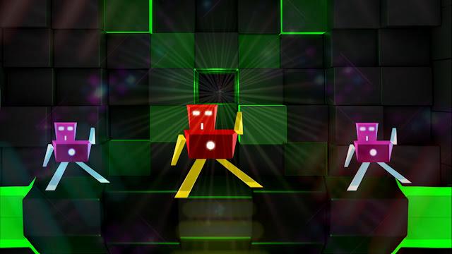 Hoạt hình nhóm nhảy Iron Man