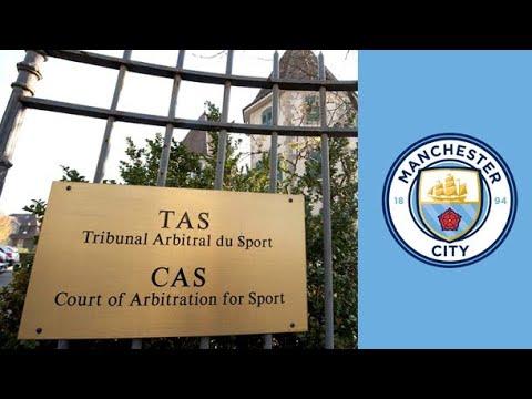 مانشستر سيتي سيلعب دوري الأبطال في اخر قرار للمحكمة الرياضية الأوربية