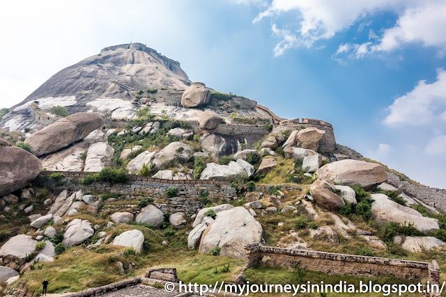 Madhugiri Fort