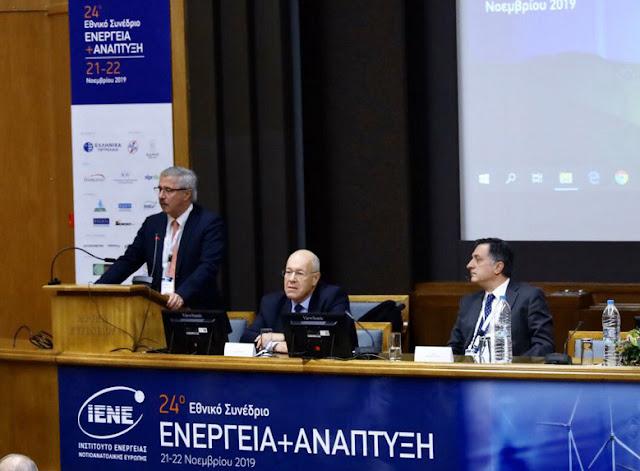 """Γ. Μανιάτης: """"Για την ισχυρή έξυπνη και πράσινη Ελλάδα"""""""
