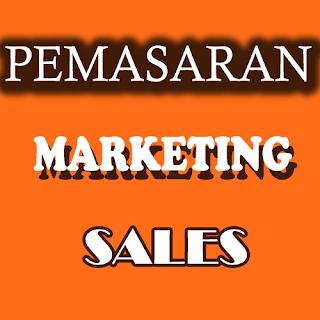 Membahas seputar dunia marketing pemasaran dan sales